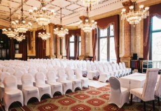 Royal Horseguards Hotel London Events and Wedding Venue, Reading and Writing Room