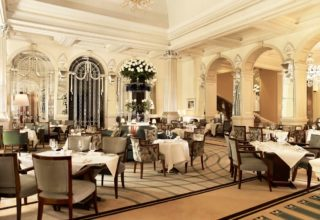 Claridge's Hotel Private Dining, The Foyer & Reading Room