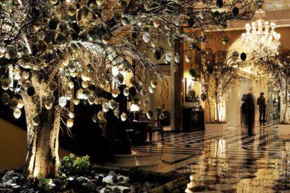 Claridge's Hotel Private Function, The Lobby