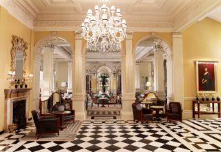 Claridge's Hotel Networking Event, The Lobby