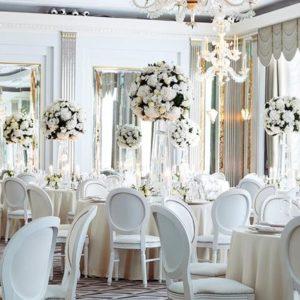 Claridge's Hotel Wedding Venue, Ballroom