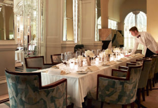 Claridge's London, The Foyer Private Dining Room