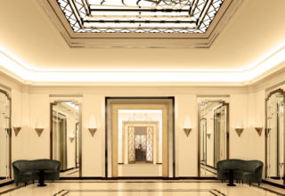 Claridge's London, Mirror Room