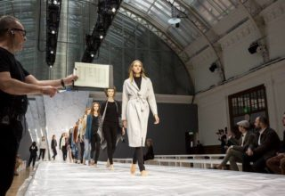 Royal Horticultural Halls London Fashion Week, The Lindley Hall