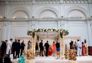 Royal Horticultural Halls Wedding Venue, Lindley Hall