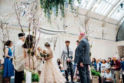Royal Horticultural Halls Wedding Venue, Lindley Hall.1JPG