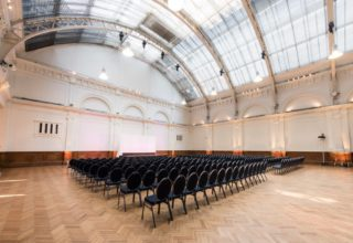 Royal Horticultural Halls Corporate Meeting, Lindley Hall