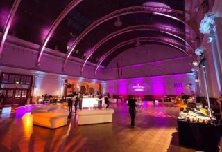 Royal Horticultural Halls Corporate Event, The Lindley Hall