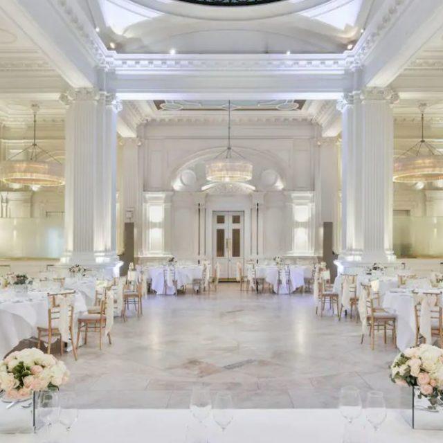 Weddings at Andaz London Liverpool Street