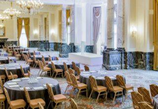 The Landmark Hotel Corporate Function, Ballroom Cabaret