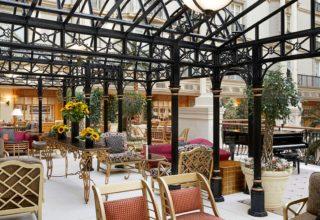 The Landmark Hotel London, Garden Terrace