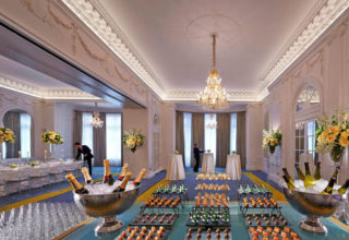 Mandarin Oriental Hotel, The Carlyle Room