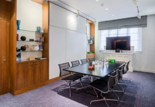 Andaz London Coporate Meeting, Small Suite