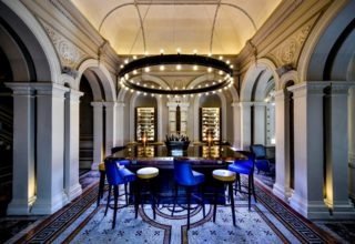 Andaz London Private Function, 1901 Wine Lounge