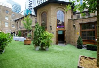 The Brewery Private Gathering, Courtyard
