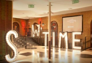 The Brewery Film Nights, The Lobby