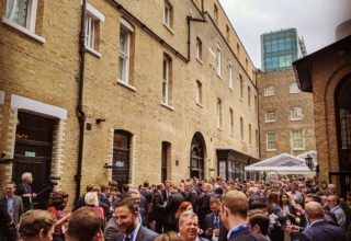 The Brewery Corporate Venue, The Courtyard