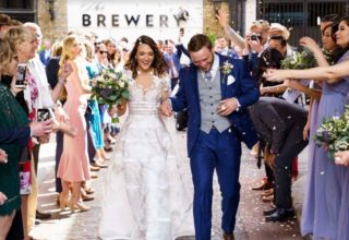 The Brewery Wedding Venue, Outside venue, Gomes Photography1