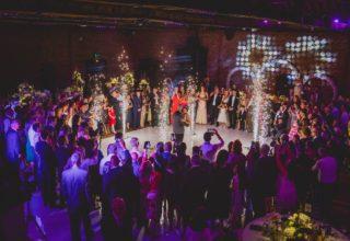 The Brewery Wedding Venue, Porter Tun, Photography by Kerim