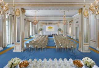 Mandarin Oriental Corporate Meeting, Ballroom