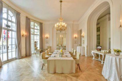 Mandarin Oriental Corporate Private Meeting, Loggia Room
