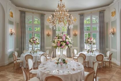 Mandarin Oriental Wedding Venue, Loggia Room