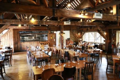 The Dickens Inn Corporate Dinner, The Pickwick Room