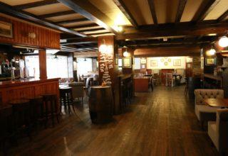 The Dickens Inn, The Copperfield Bar