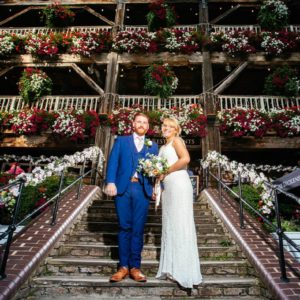 The Dickens Inn Wedding Venue, Outside space, Photography by Valo Studio