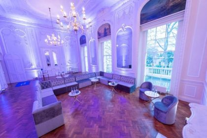 Carlton House Terrace Private Function, The Music Room