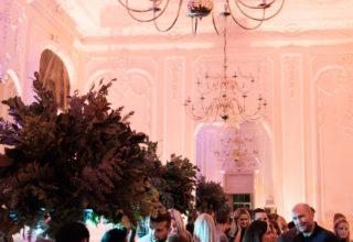 Carlton House Terrace Birthday Party, The Wolfson Room