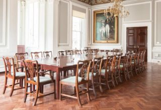 Carlton House Terrace Corporate Event, Council Room