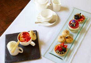 Afternoon Tea at Carlton House