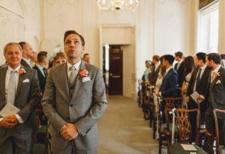 Carlton House Terrace Wedding Venue, Wolfson Room, Photograpy by ARJ