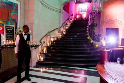10-11 Carlton House Terrace, No.10 Reception