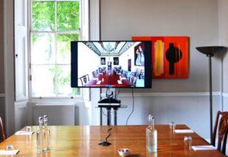 10-11 Carlton House Terrace, Marks Room