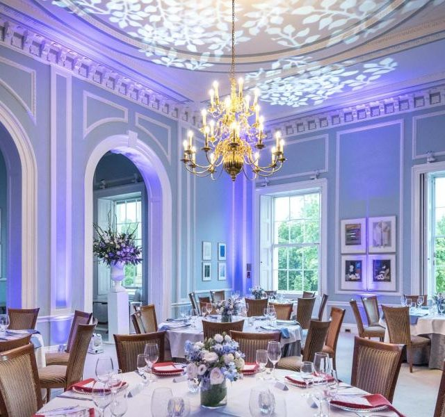 10-11 Carlton House Terrace, Lee Reading Room, Photo by Greg Allen Photography