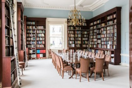 10-11 Carlton House Terrace, Lee Library