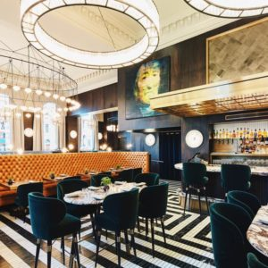 Sofitel London St James Private Dining, Wild Honey St James