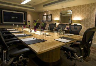 Sofitel London St James Corporate Meeting, Belgravia Room