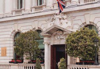 Sofitel London St James Corporate Venue, Entrance