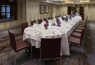 Sofitel London St James Corporate Dinner, Piccadilly Room