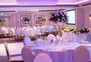 Sofitel London St James Wedding Venue, Westminster Suite,