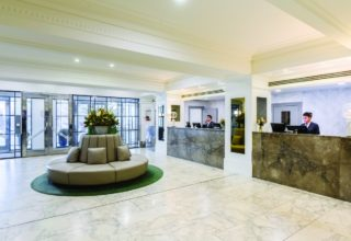 The Savoy Hotel Corporate Venue, The Lobby