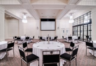 The Savoy Hotel Corporate Event, Plaza Ballroom