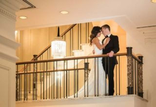 The Savoy Hotel Wedding Venue, Staircase1