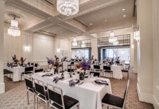 The Savoy Hotel Wedding Venue, Plaza Ballroom