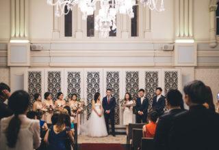 The Tea Room QVB Wedding Venue, Photography by Ann Marie Yuen