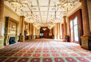 The Royal Horseguards Hotel & One Whitehall Place, Reading & Writing Room