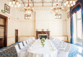The Royal Horseguards Hotel & One Whitehall Place, Meston Suite